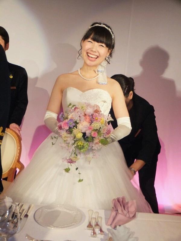 新郎新婦様からのメール 春の兆しに パンパシフィック横浜様へ _a0042928_2232522.jpg