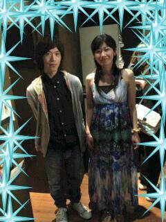 ライブでした☆_f0158441_22315924.jpg