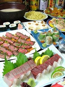 【中央町店 / 若松通店】5月コース料理のお知らせ_d0164255_11474279.jpg