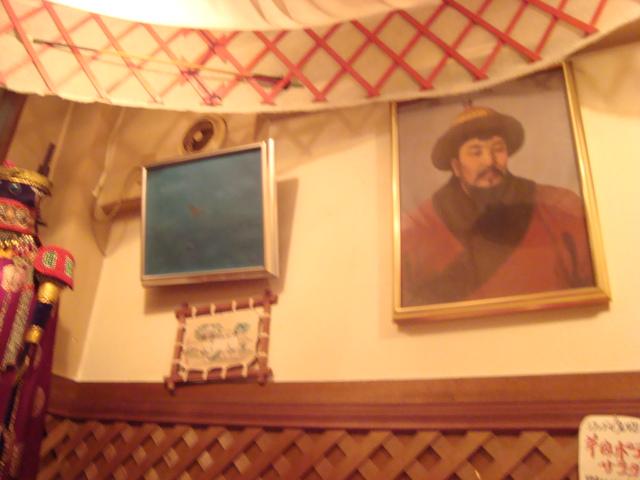 巣鴨「モンゴル料理 シリンゴル」へ行く。_f0232060_057434.jpg