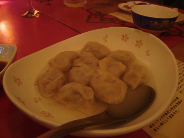 巣鴨「モンゴル料理 シリンゴル」へ行く。_f0232060_119177.jpg
