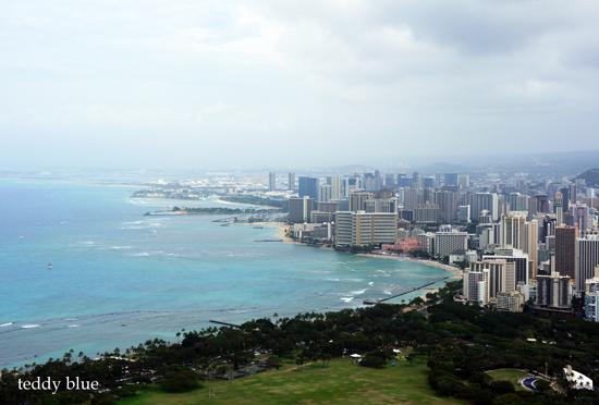Diamond Head Hiking, Hawaii  ダイアモンドヘッド ハイキング_e0253364_9471791.jpg