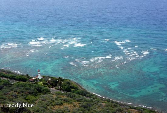 Diamond Head Hiking, Hawaii  ダイアモンドヘッド ハイキング_e0253364_9474816.jpg