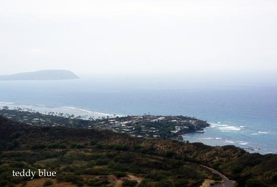 Diamond Head Hiking, Hawaii  ダイアモンドヘッド ハイキング_e0253364_9481050.jpg