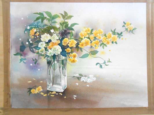 モッコウバラ(木香薔薇)_f0176370_18191479.jpg
