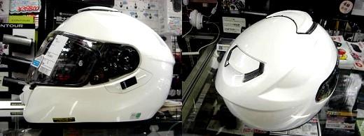 NEWヘルメット SHOEI GT-Air を眺めてみたインプレッション。_b0163075_8125526.jpg