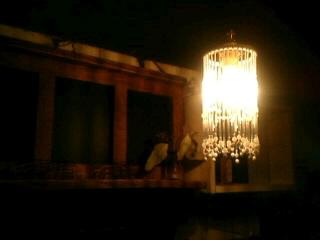 "Beads Lamp \""ef\"" & Wood wark \""IRIE\""_c0134086_22133987.jpg"