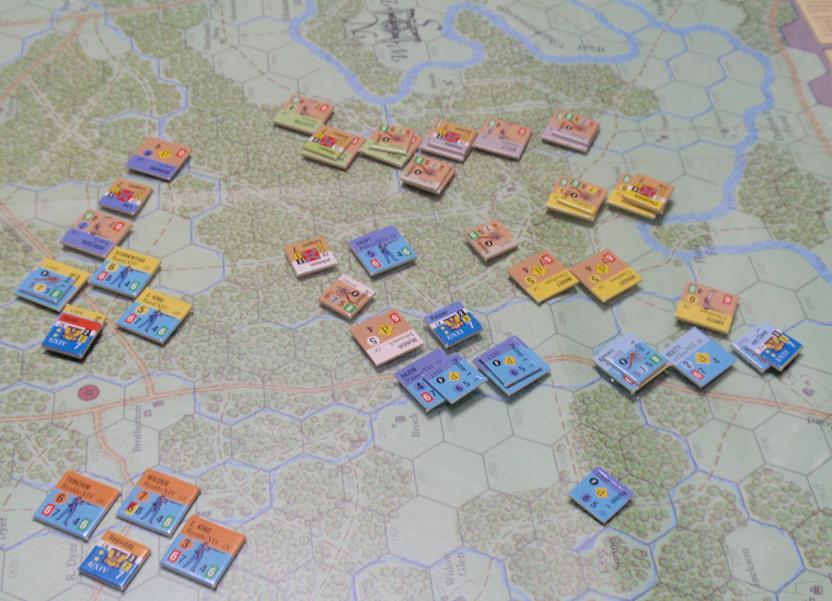 GMT「Glory」より「チカモーガの戦い」をソロプレイ①_b0162202_18341214.jpg