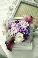 母の日のプリザーブドフラワー_c0114811_1911579.jpg