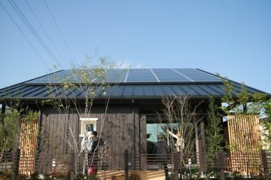 「FOREST BARN MODEL HOUSE 」の完成見学会でした♪_e0029115_15423940.jpg