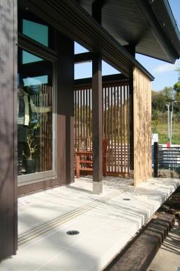 「FOREST BARN MODEL HOUSE 」の完成見学会でした♪_e0029115_15432980.jpg