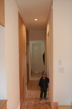 「FOREST BARN MODEL HOUSE 」の完成見学会でした♪_e0029115_15435634.jpg