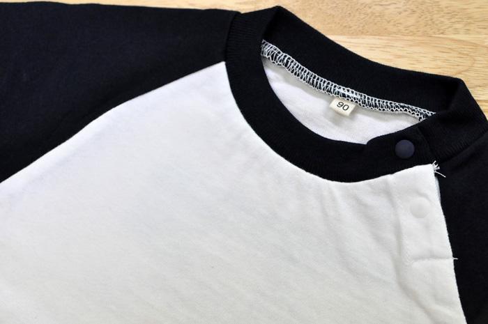 ぷりめちゃん、よもぎちゃんのベビー・ベースボールTシャツ_d0102523_14484126.jpg