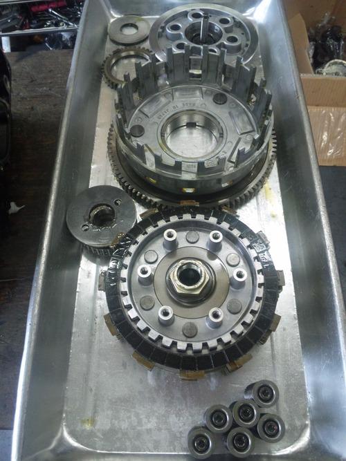 エンジンオーバーホール三昧!・・・めざせロングライフ!  ZRX1200Rエンジン・・・その1_a0163159_947723.jpg