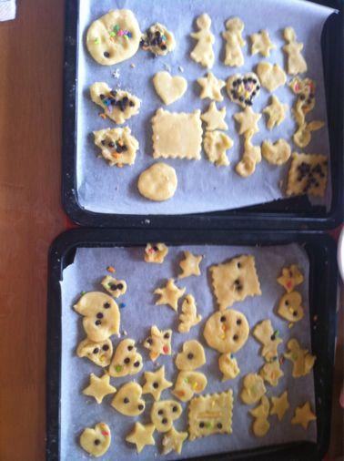 ちびっこクッキー作り_a0210776_21244250.jpg