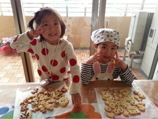 ちびっこクッキー作り_a0210776_21244411.jpg