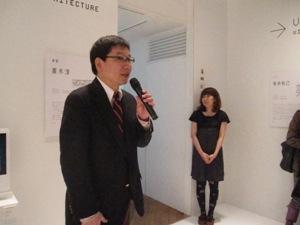 『青森県立美術館展 コレクションと空間、そのまま持ってきます』ギャラリートーク/レポートその①_f0023676_103165.jpg