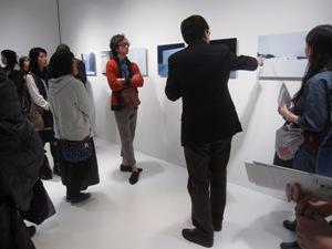 『青森県立美術館展 コレクションと空間、そのまま持ってきます』ギャラリートーク/レポートその①_f0023676_11481318.jpg