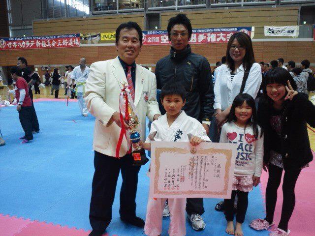 第30回オープントーナメント 全四国空手道選手権大会_c0186691_14495131.jpg