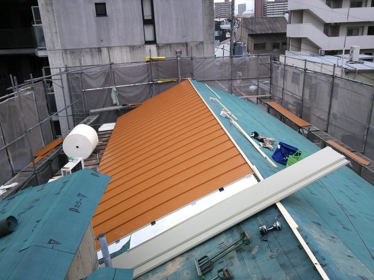 立平葺き屋根工事_b0104403_2048296.jpg