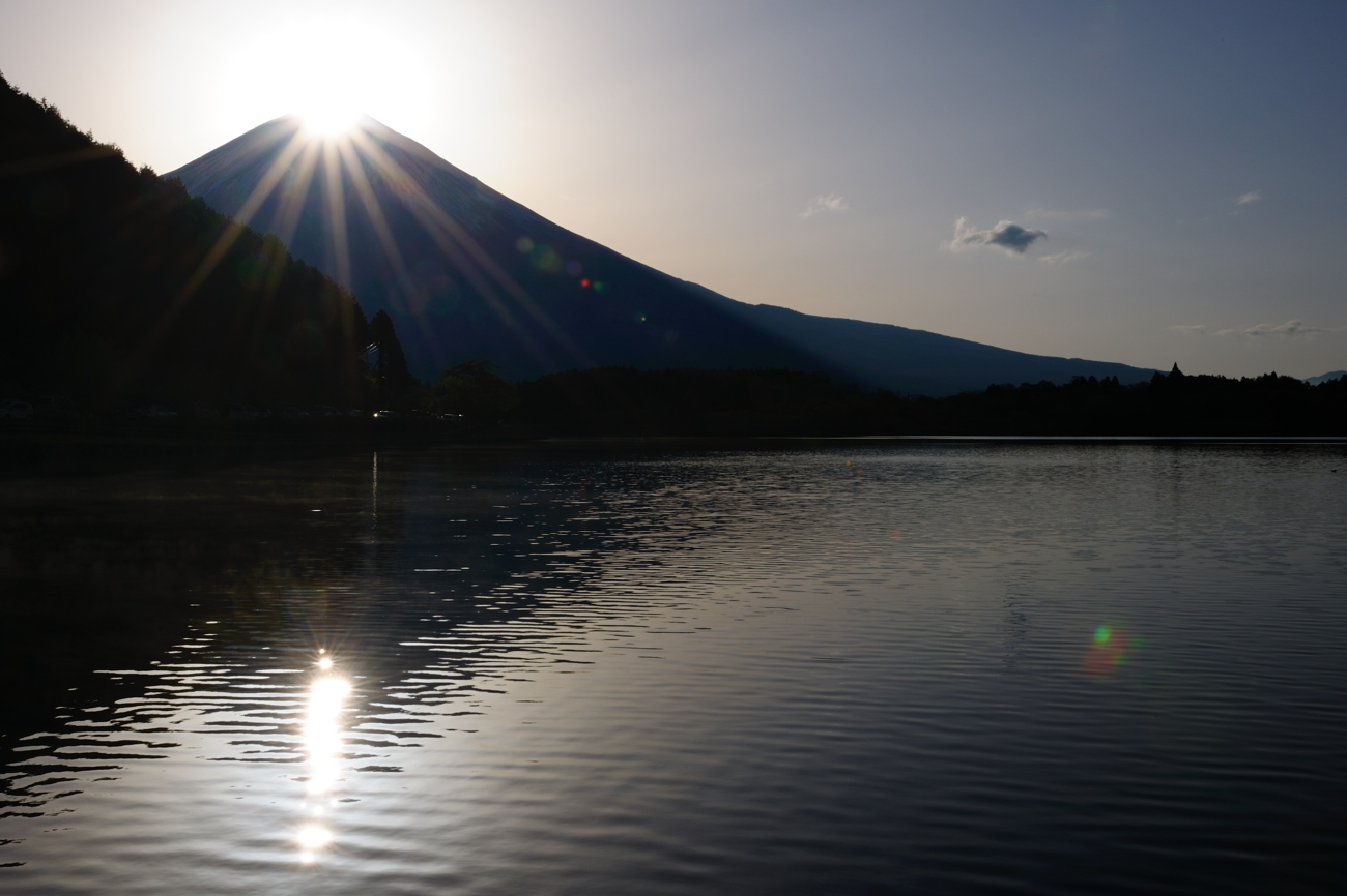 ダイヤモンド富士との遭遇_c0220824_20434279.jpg
