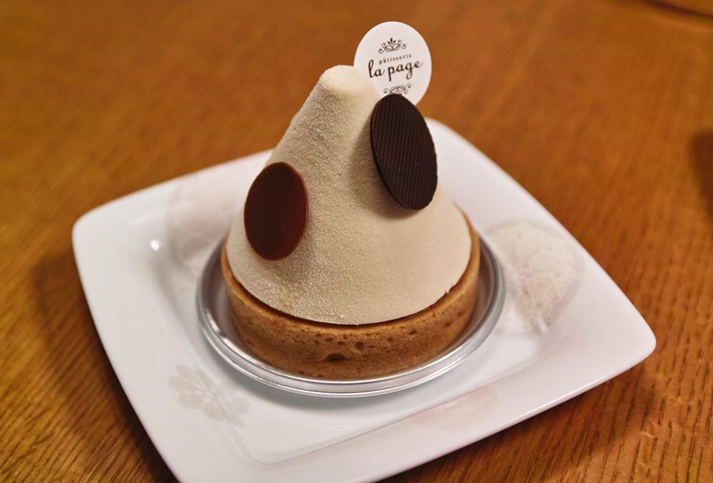 La Page(ラ・パージュ):習志野の素敵なケーキ屋さん_c0223825_1173821.jpg