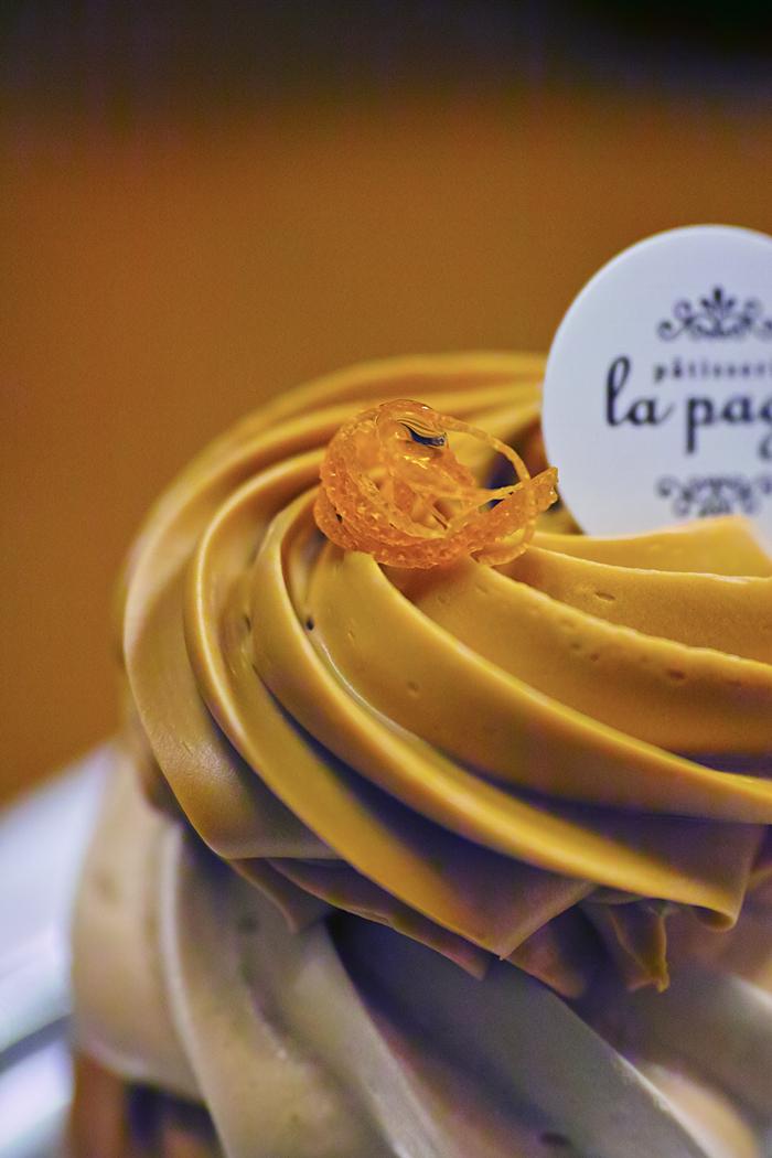 La Page(ラ・パージュ):習志野の素敵なケーキ屋さん_c0223825_1281784.jpg