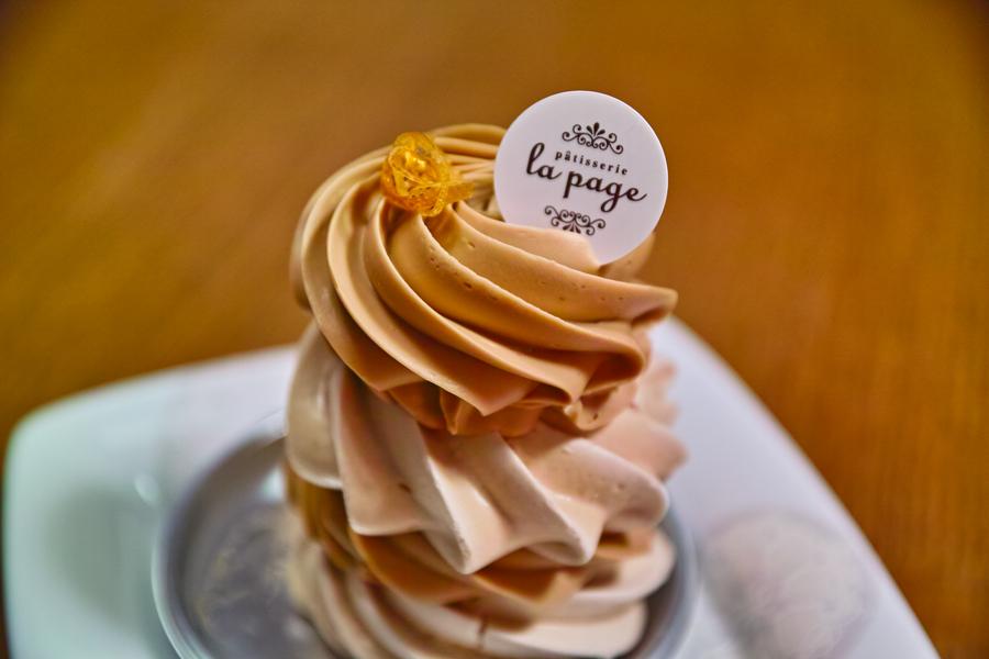 La Page(ラ・パージュ):習志野の素敵なケーキ屋さん_c0223825_128339.jpg