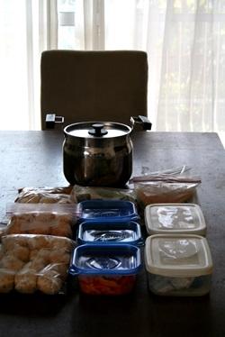おかずの素7を使って1週間のお弁当を作る。_b0048834_732992.jpg