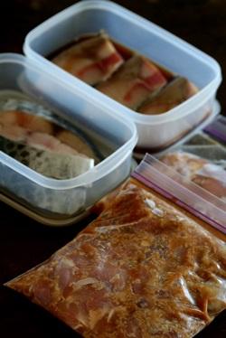 おかずの素7を使って1週間のお弁当を作る。_b0048834_742716.jpg