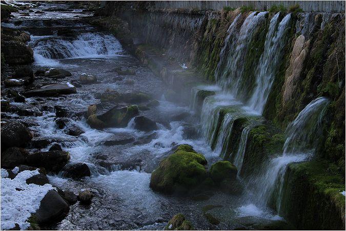 信州へバス旅行・・・・蓼科  滝の湯周辺_a0256349_14421745.jpg