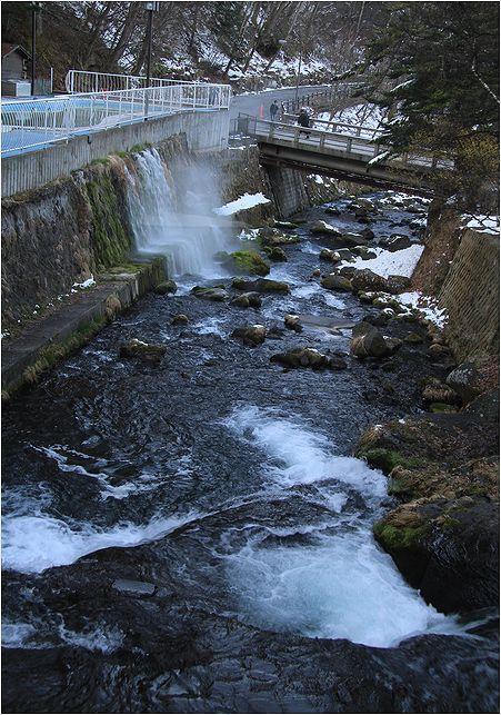 信州へバス旅行・・・・蓼科  滝の湯周辺_a0256349_1442847.jpg