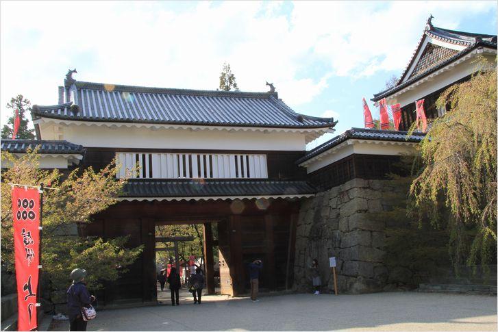 信州へバス旅行・・・・上田城跡公園_a0256349_205525.jpg