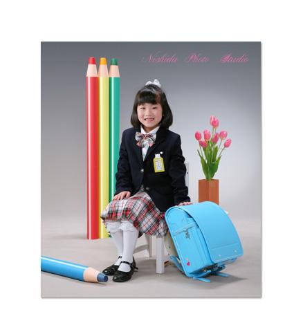 入学写真 ~小学校ご入学~_e0275450_15475865.jpg