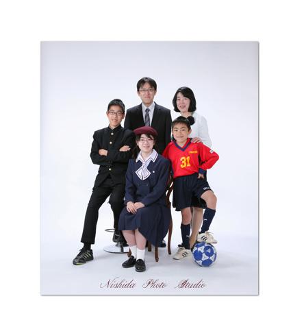 入学写真 ~中学校ご入学~_e0275450_1550818.jpg