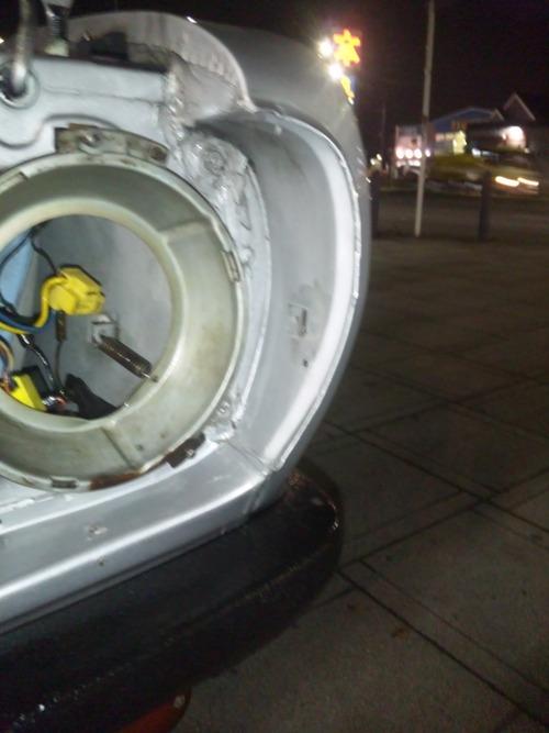 B110サニーの洗車でござる。_a0163159_2133184.jpg
