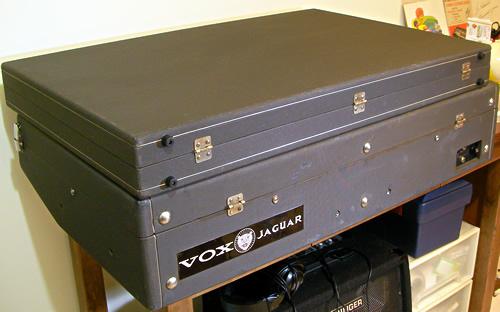 VOX Jaguar V304 E2 メンテナンス6 Complete!_e0045459_19422296.jpg