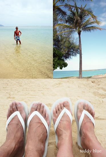 Kailua Beach, Hawaii  カイルアビーチ_e0253364_1591433.jpg