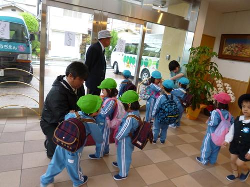 雨にたたかれた親子遠足_b0277979_15543188.jpg