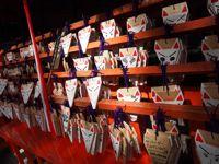 火曜サスペンス…行ってみたかったんだ…伏見稲荷…京都二番_d0266681_15541129.jpg