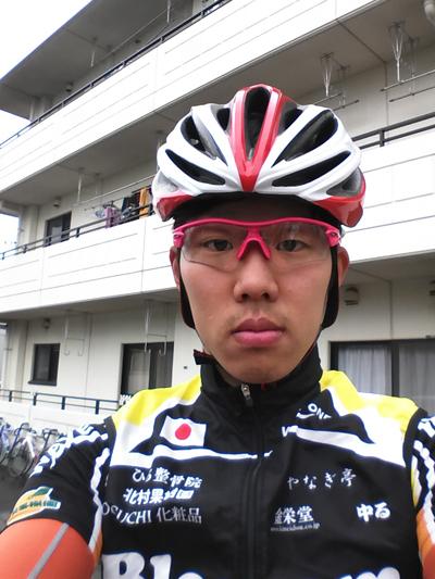 金栄堂サポート:日本大学自転車競技部・高宮佑介選手アイウェアインプレッション!_c0003493_13413088.jpg