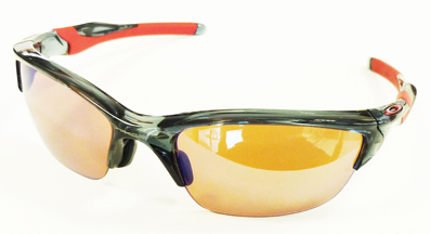 OAKLEY HALFJACKET2.0 CrystalCollection CrystalBlack/G30Iridium入荷!_c0003493_15341453.jpg