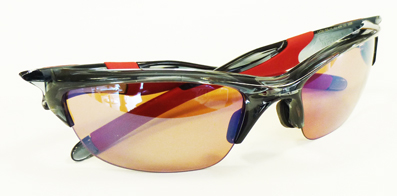 OAKLEY HALFJACKET2.0 CrystalCollection CrystalBlack/G30Iridium入荷!_c0003493_15343123.jpg