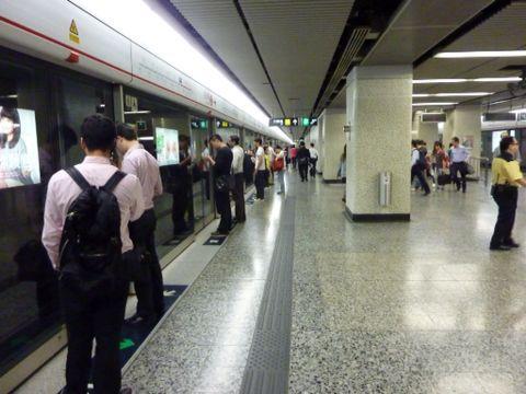 香港の地下鉄_c0177195_14233732.jpg