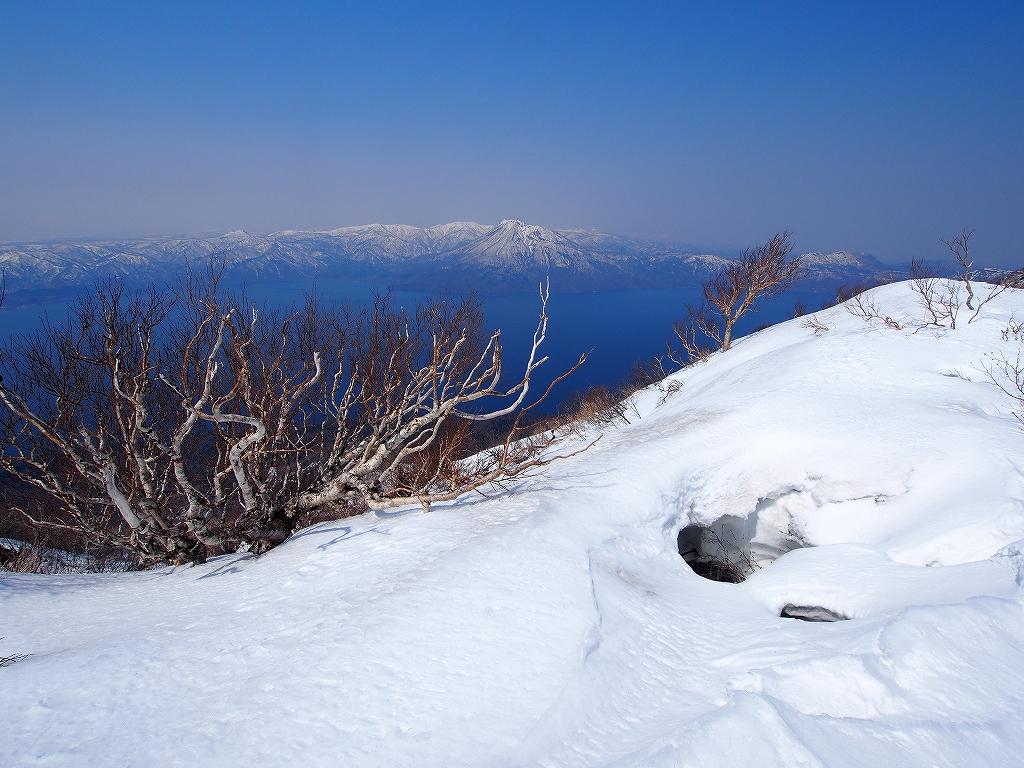 4月23日、風不死岳と樽前山-ゲートから風不死岳編-_f0138096_15341241.jpg