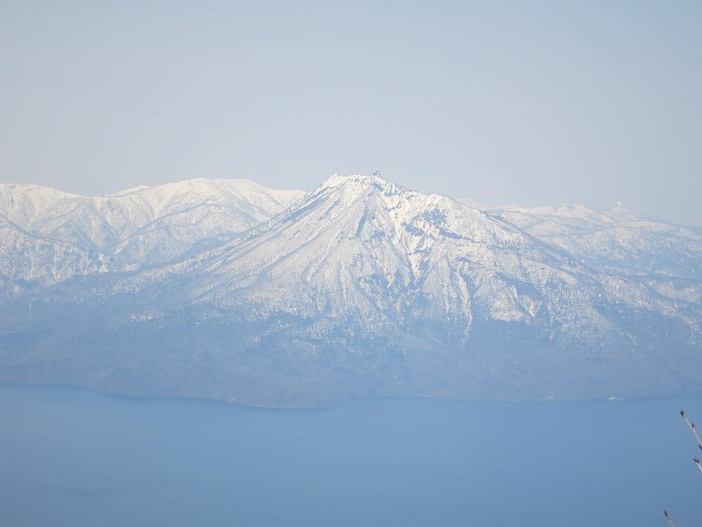 4月23日、風不死岳と樽前山-ゲートから風不死岳編-_f0138096_15345635.jpg