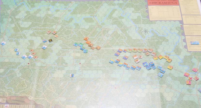 GMT「Glory」より「チカモーガの戦い」をソロプレイ②_b0162202_19161591.jpg
