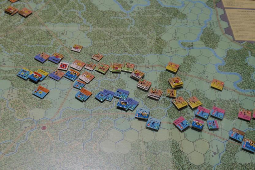 GMT「Glory」より「チカモーガの戦い」をソロプレイ②_b0162202_19171592.jpg