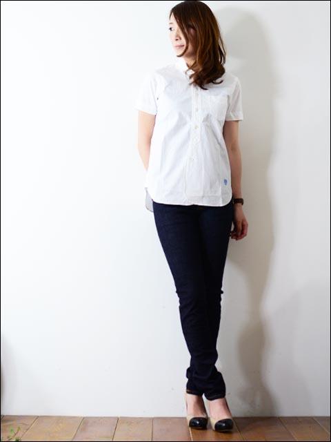 ORCIVAL×HAVER SACK  ショートスリーブシャツ (COTTON POPLIN) _f0051306_20532815.jpg