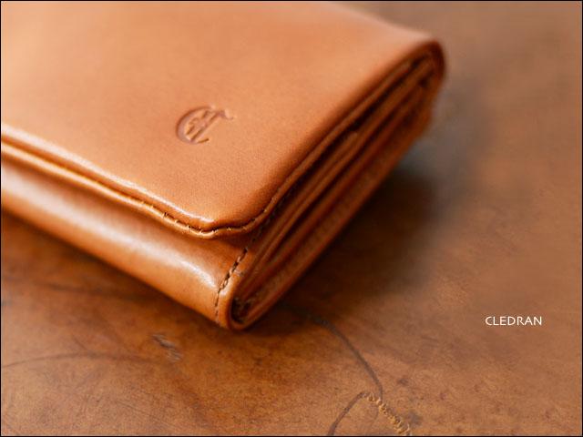 CLEDRAN [クレドラン] PORTE LONG WALLET [CL-1872] _f0051306_2120428.jpg